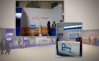 Servier - Stand Congres Cardiologie